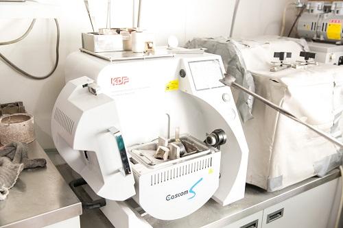 品質の高い鋳造体を製作できるKDF キャスコム